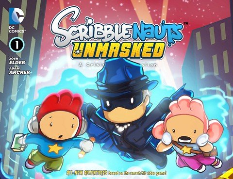 Scribblenauts Unmasked – A Crisis of Imagination #1 – 18