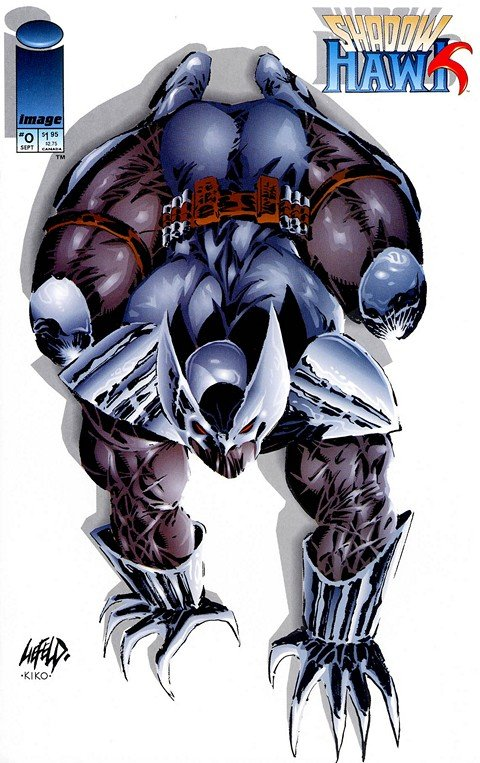 Shadowhawk (Collection) (1993-2010)