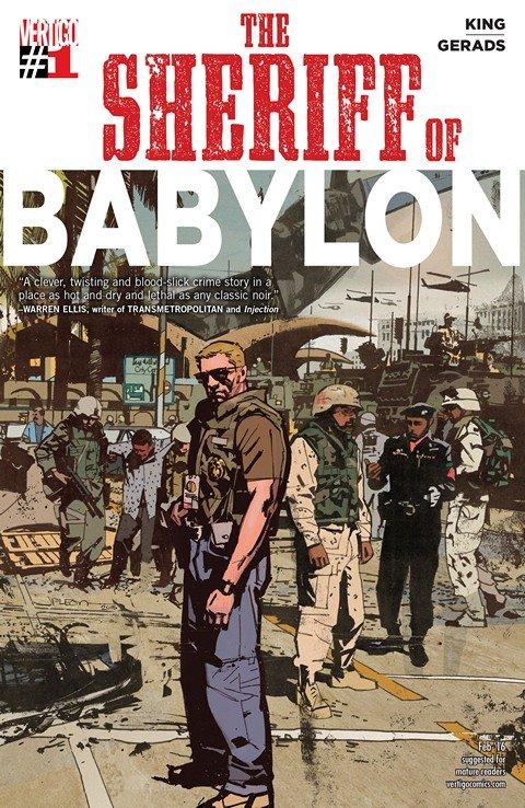 Sheriff of Babylon #1
