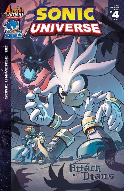 Sonic Universe #82