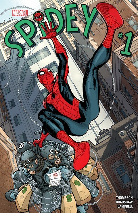 Spidey #1 – 12 + TPBs (2016-2017)