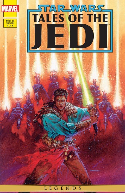 Star Wars – Tales of the Jedi (Collection) (1993-1998)