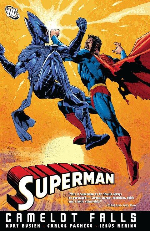 Superman – Camelot Falls Vol. 1 – 2 (2007-2008)