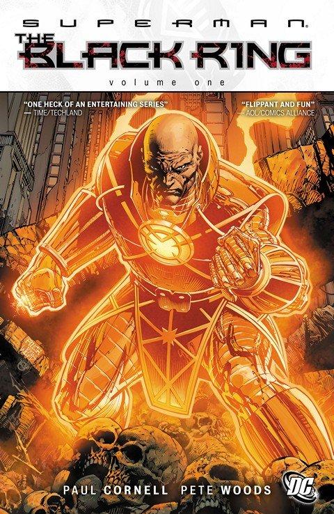 Superman – The Black Ring Vol. 1 – 2