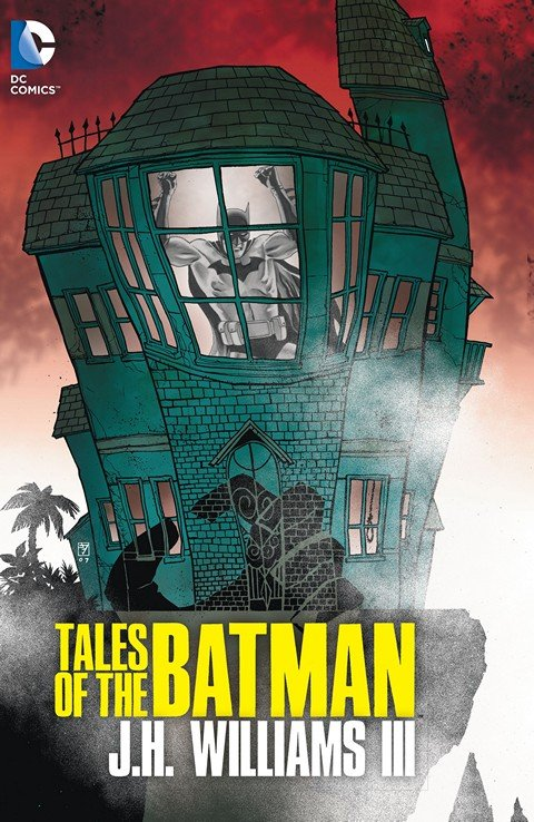 Tales of the Batman – J.H. Williams III (2014)