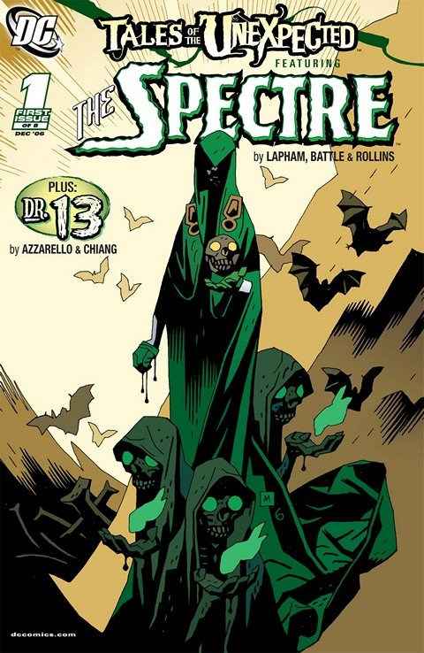 Tales of the Unexpected #1 – 8