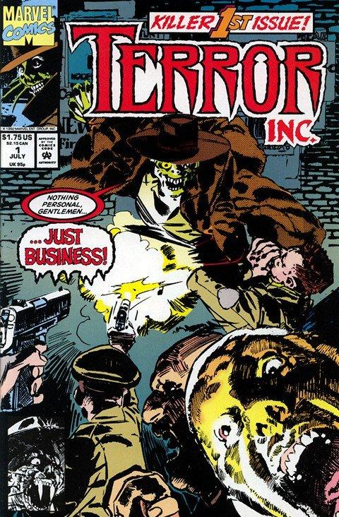 Terror Inc. #1 – 13