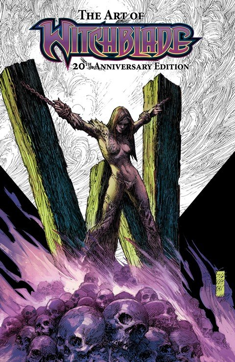 The Art of Witchblade (20th Anniversary HC)