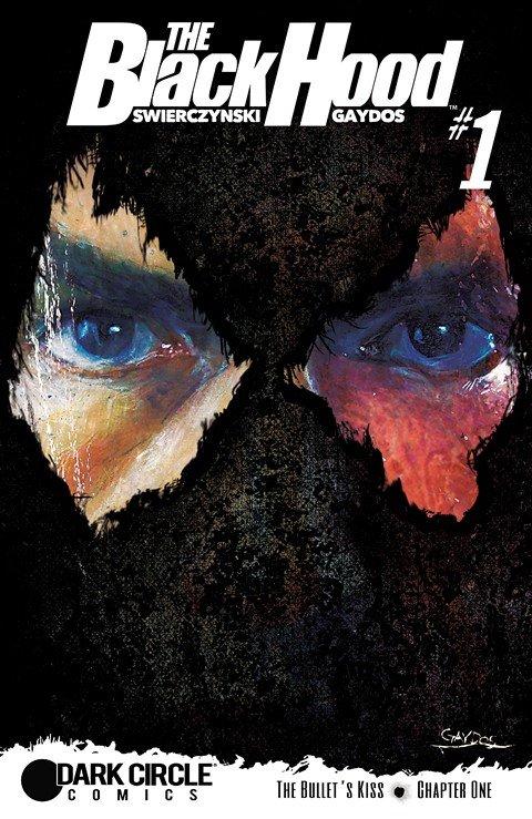 The Black Hood #1 – 7