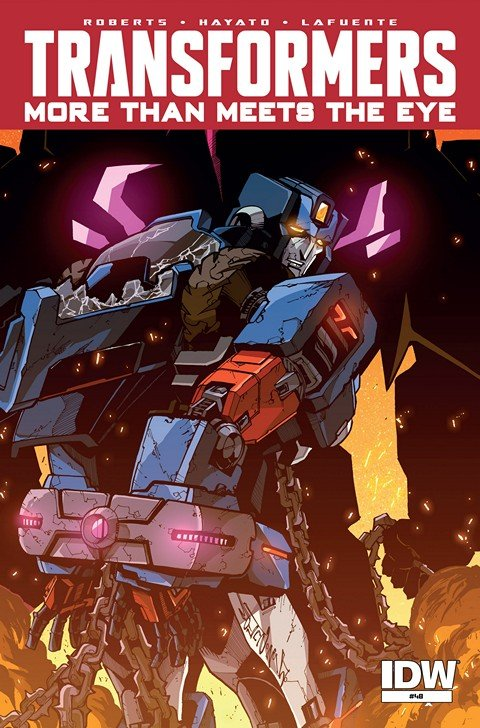 The Transformers – More Than Meets the Eye #48
