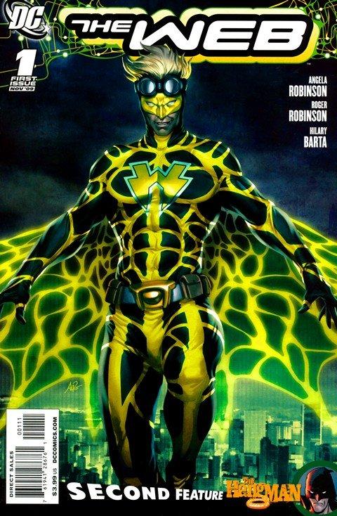 The Web #1 – 10 (2009)
