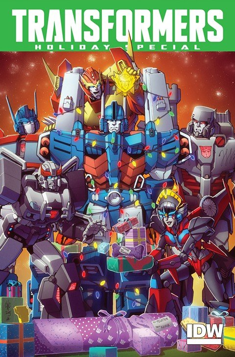 Transformers Holiday Special #1
