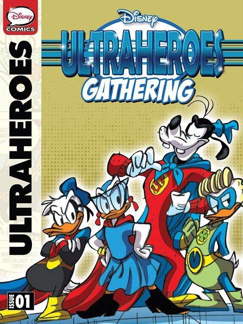 Ultraheroes #0 – 5