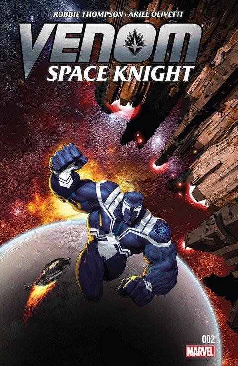 Venom – Space Knight #2