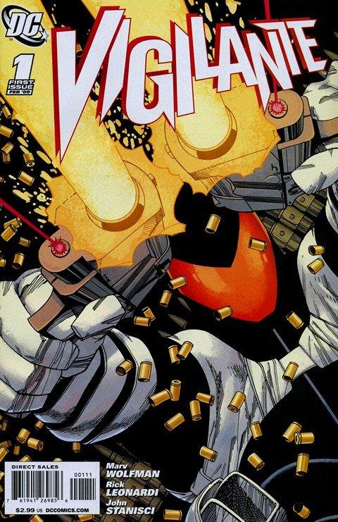 Vigilante Vol. 3 #1 – 12