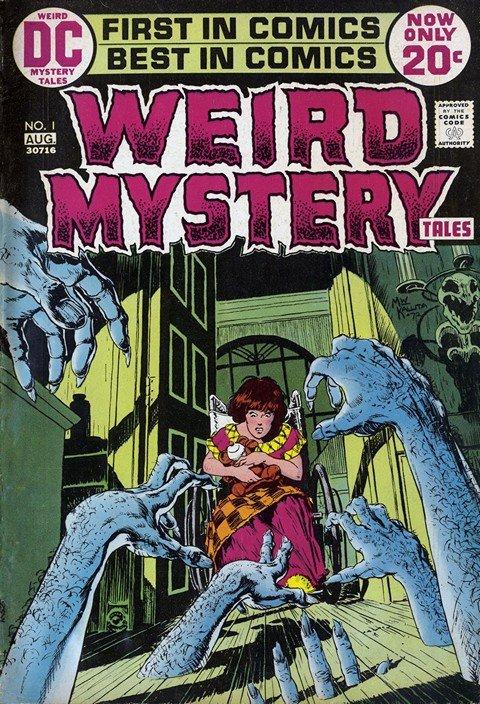 Weird Mystery Tales #1 – 24