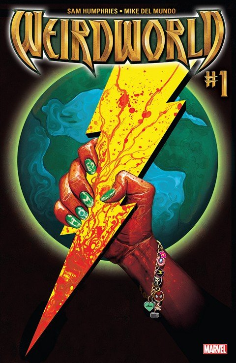 Weirdworld #1 – 6 (2016)