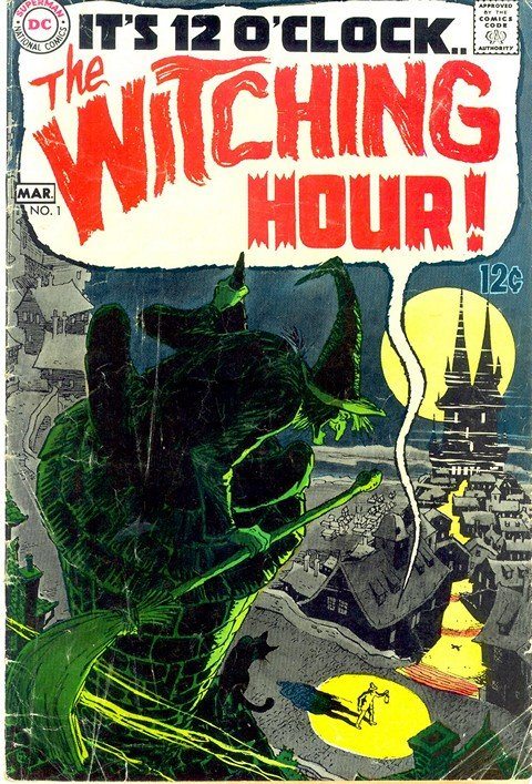 Witching Hour (Collection)
