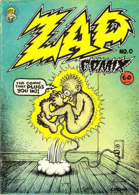 Zap Comics Vol. 0 – 15