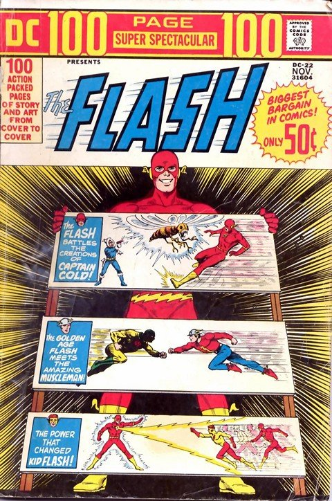 100 Page Super Spectacular (Collection)