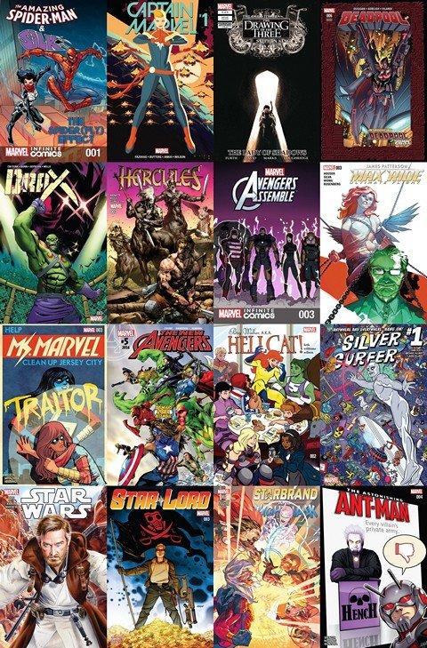 2016.01.20 Marvel Week+