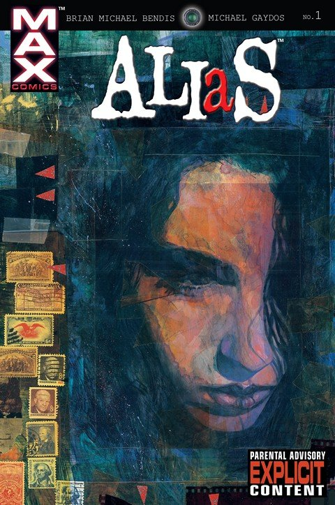 Alias #1 – 28 + TPB Vol. 2 – 3