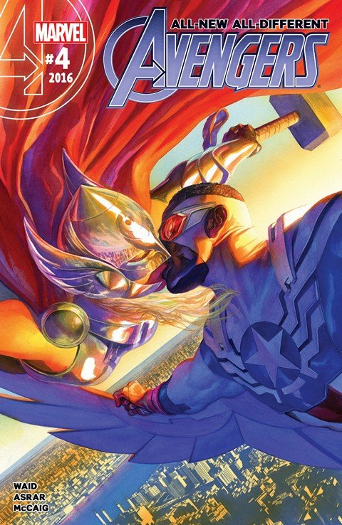 All-New, All-Different Avengers #4