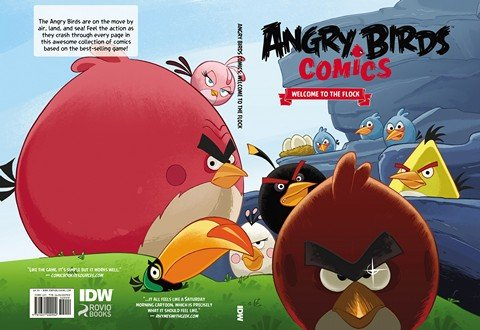 Angry Birds Comics (Collection)