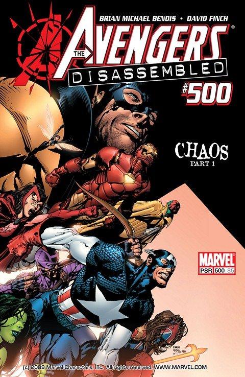 Avengers – Disassembled (Story Arc) (2004-2005)