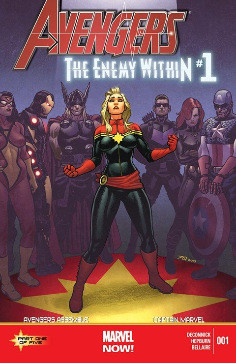 Avengers – The Enemy Within #1