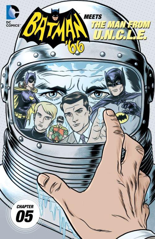 Batman '66 Meets the Man From U.N.C.L.E. #5