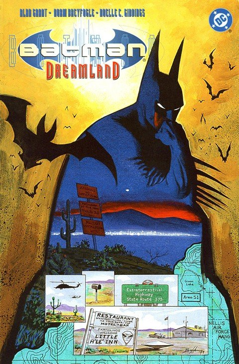 Batman – Dreamland