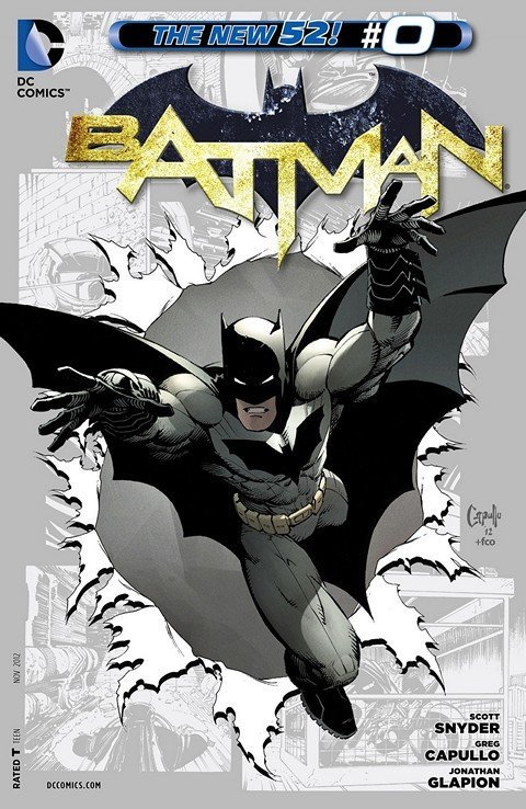 Batman – Zero Year (Story Arc)