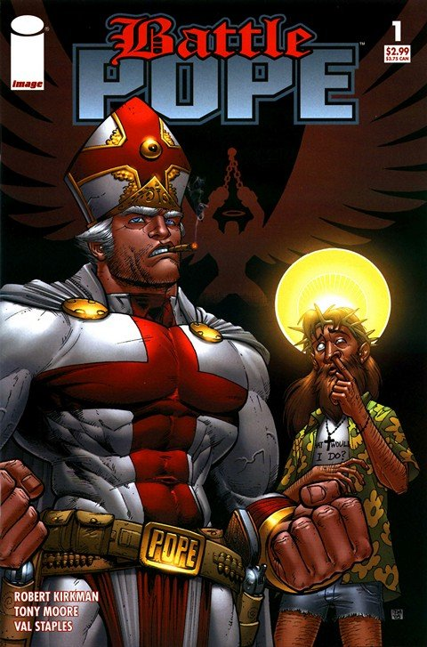 Battle Pope (Collection) (2000-2007)