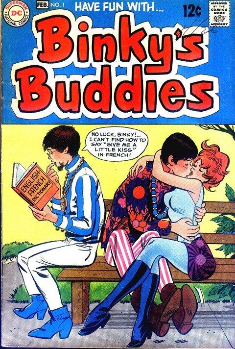 Binky's Buddies #1 – 12