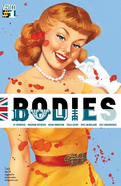 Bodies #1 – 8 (2014-2015)