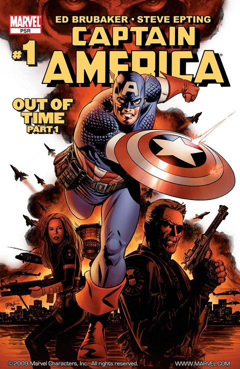 Captain America – Out Of Time