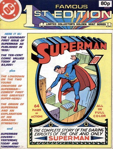 DC Comics – Limited Collectors Edition