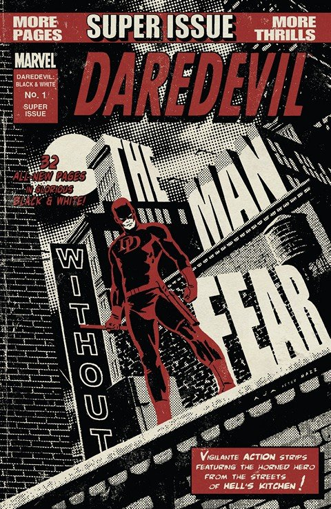 Daredevil – Black and White #1