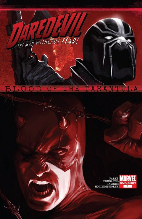 Daredevil – Blood of the Tarantula #1