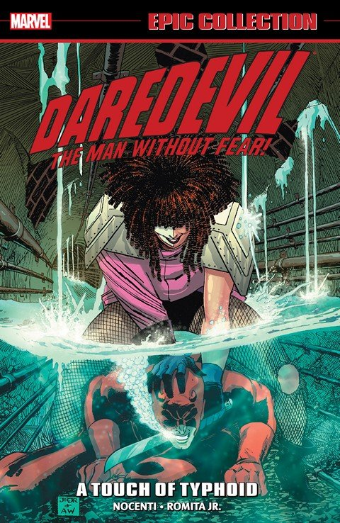 Daredevil Epic Collection Vol. 13 – A Touch Of Typhoid (2016)