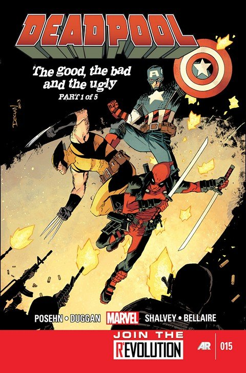Deadpool – The Good, The Bad and the Ugly