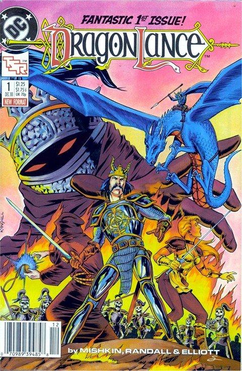 DragonLance (Collection) (1987-2003)
