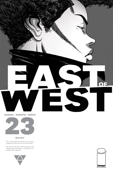 East of West #17 – 23