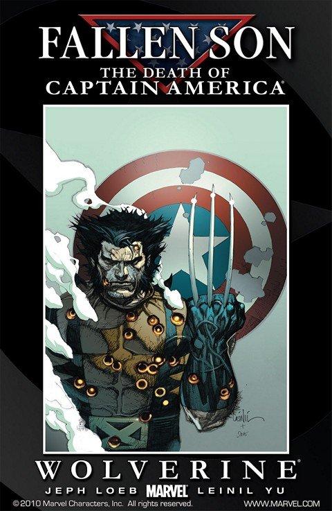 Fallen Son – Death of Captain America #1 – 5 (2007)