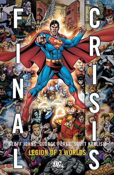 Final Crisis – Legion of Three Worlds #1 – 5 + TPB (2008-2009)