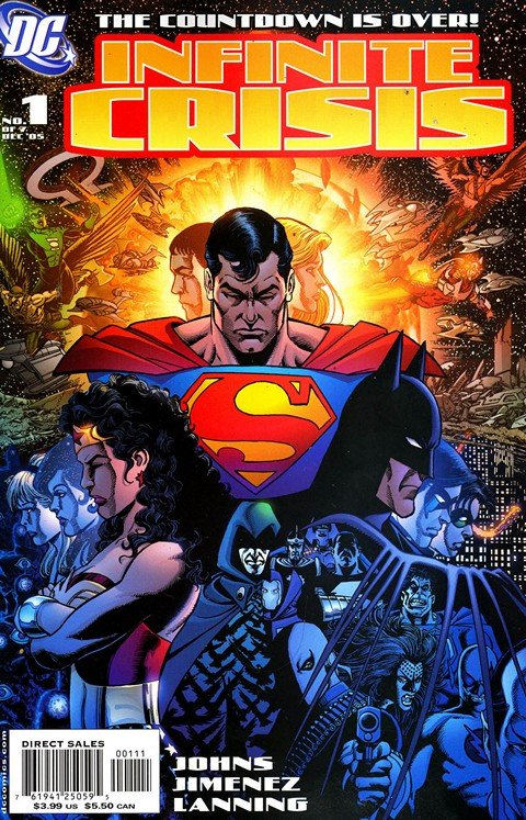 Infinite Crisis (Ultimate Collection) (2005-2006)