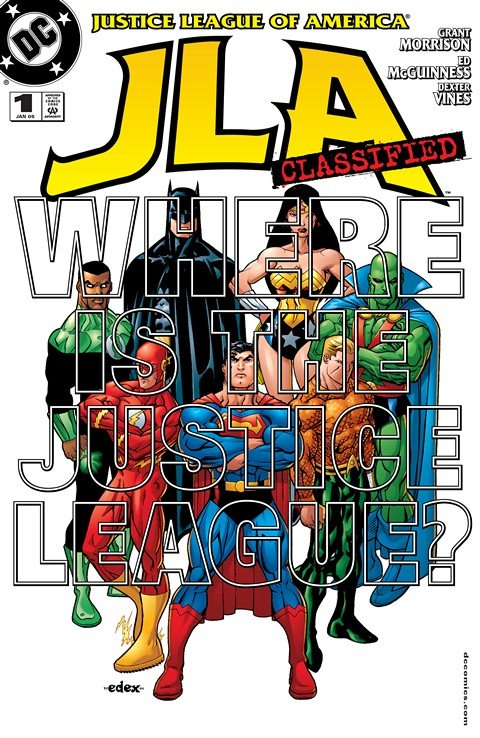 JLA Classified #1 – 54