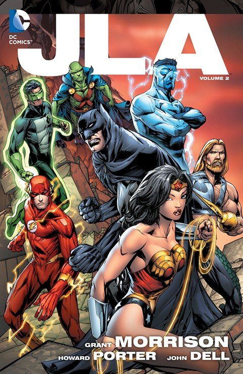 JLA – The Deluxe Edition Vol. 2