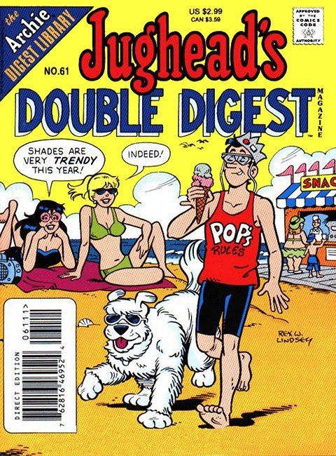 Jughead's Digest (Collection) (1974-2017)